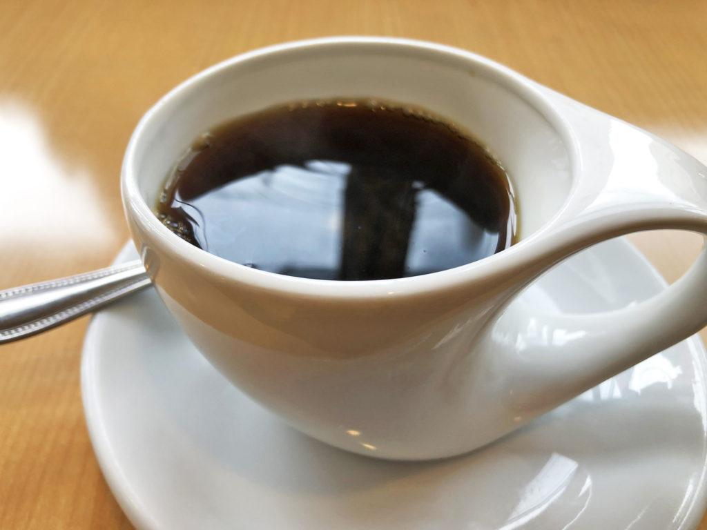 シャムチャントラーのコーヒー