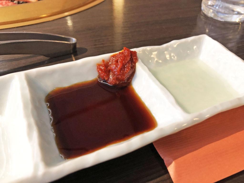 浦和の焼肉朱苑