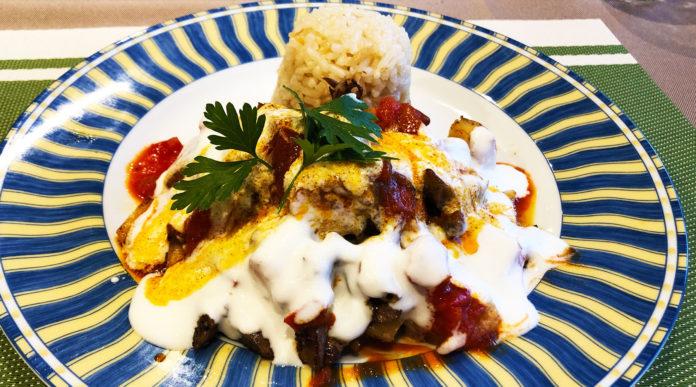 浦和のトルコ料理アセナ