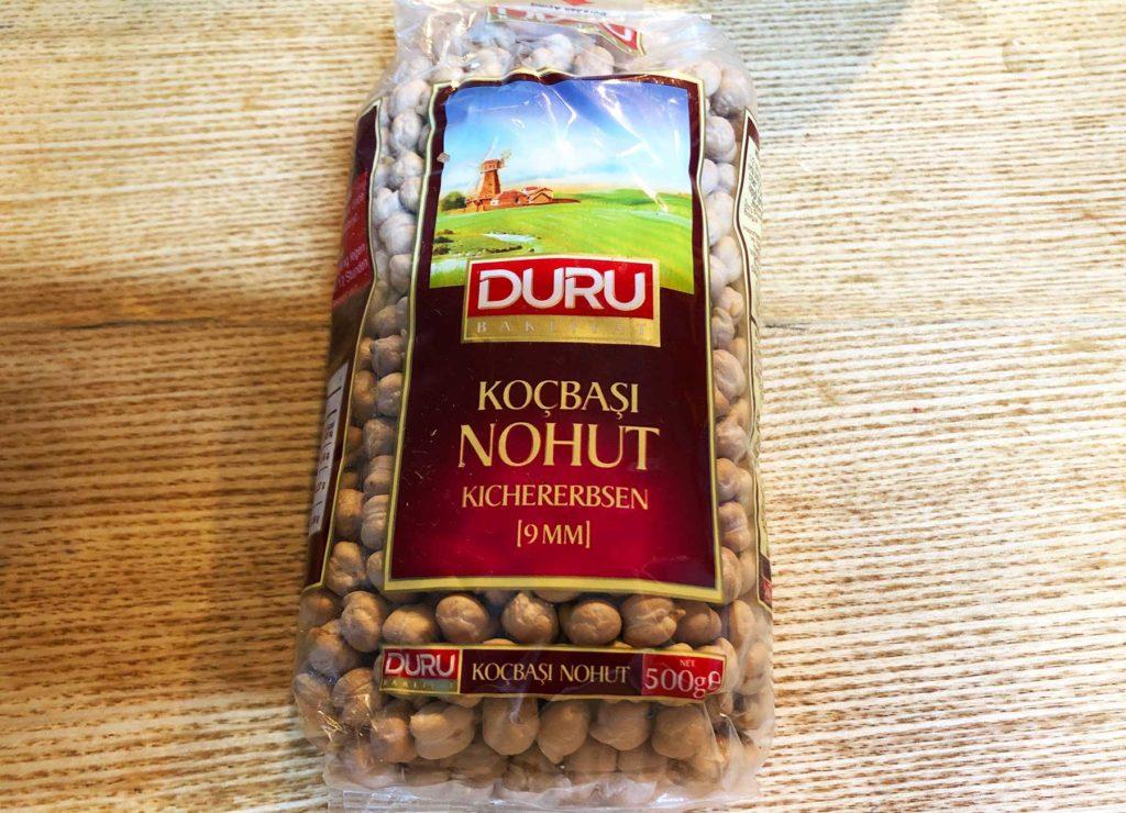 DURUのNohut(トルコ産ひよこ豆)