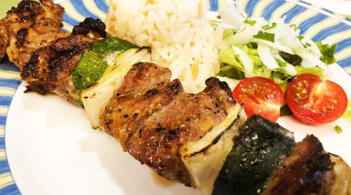 浦和のトルコ料理アセナ・シシケバブ
