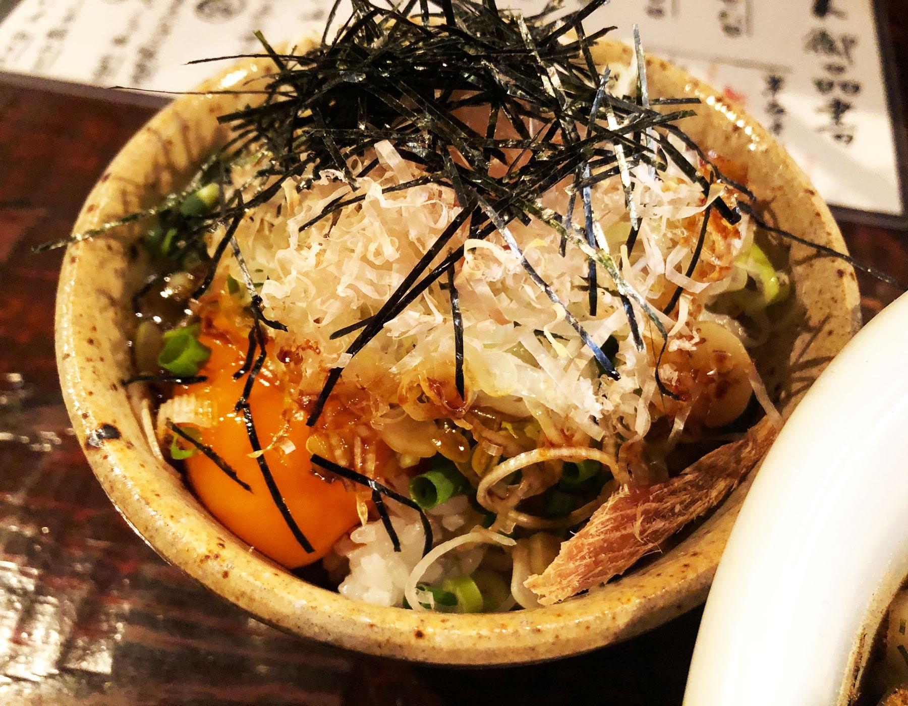 卵かけご飯(TKG)
