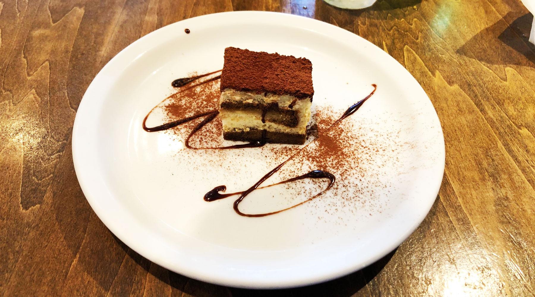 浦和西口・グッディーズカフェ、ランチのデザート